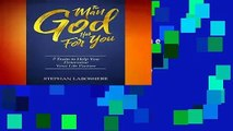 About For Books  The Man God Has For You: 7 traits to Help You Determine Your Life Partner