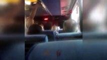 Otobüs şoförüne yolculardan dayak!
