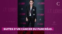 """Kristen Stewart se confie sur Karl Lagerfeld : """"Il était incro..."""