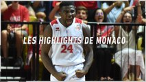 Les Highlights de la saison de l'AS Monaco Basket