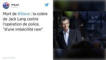 Mort de Steve à Nantes: l'opposition de gauche vent debout contre le gouvernement