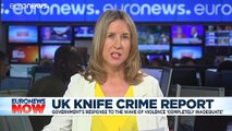 UK government response knife crime wave 'completely inadequate'