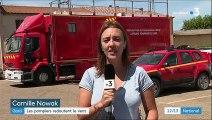 Gard : les pompiers restent sur le qui-vive
