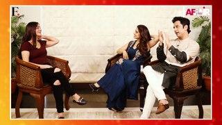 Web Affair/ Priya Bapat and Umesh Kamat talk about Marathi web series Aani Kay Hava.
