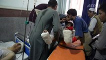 Bomba mata 34 passageiros em ônibus no Afeganistão
