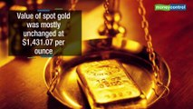 Gold prices hold steady ahead of Fed verdict