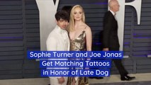 Matching Tattoos For This Celebrity Couple
