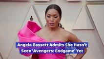 Angela Bassett Missed The Biggest Movie of 2019