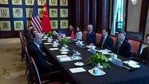 China y EEUU cierran primer contacto comercial en tres meses empañado por Trump