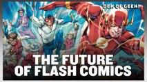 SDCC 2019 - Joshua Williamson Interview - The Flash Comics' Future