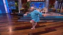 Ellen's Favorite Audience Dancers 'Level Up'