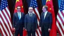 """بكين تصف المحادثات التجارية مع واشنطن بأنها """"بناءة"""" وتعلن عن جولة جديدة في أيلول/سبتمبر"""