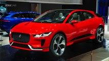 Jaguar I-Pace – Ready to fight Tesla Model X soon