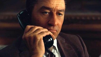 The Irishman on Netflix - Official Trailer