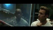 Avengers : Endgame - Scène coupée War Machine et Captain America VO