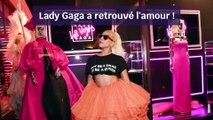 Lady Gaga n'est plus célibataire