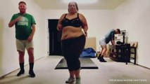 Whitney Thore Twerks Up A Storm While Working Out With Her 'Boys'-