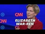 Elizabeth Warren et ses remarques acerbes ont dominé le débat des démocrates
