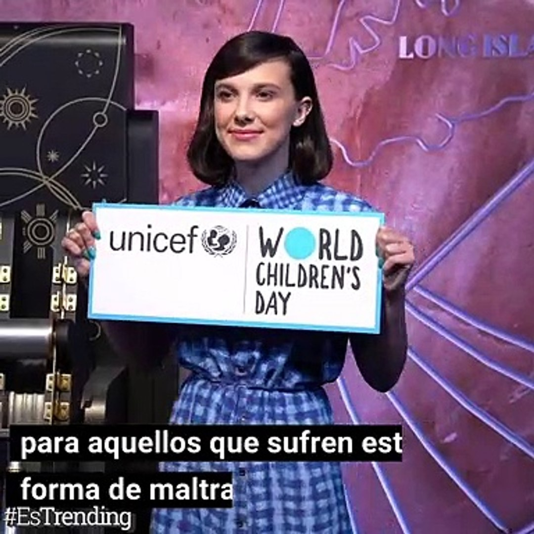 La historia de Millie Bobby Brown