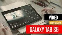 Samsung Galaxy Tab S6, la mejor tablet Android de 2019