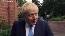 Boris Johnson en Irlande du Nord pour parler du Brexit