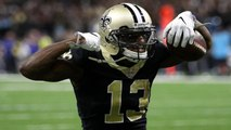 Michael Thomas Becomes NFL's Highest Paid Wide Receiver With Five-Year, $100 Million Deal
