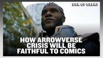 SDCC (2019) - LaMonica Garrett Talks Arrowverse Crisis