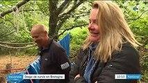 Vacances : à la découverte d'un stage de survie en Bretagne