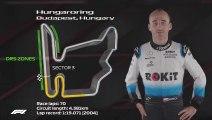 Robert Kubica's Guide To The Hungaroring   2019 Hungarian Grand Prix
