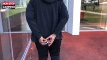 Rubik's Cube : Un footballeur américain relève le défi les mains derrière le dos (vidéo)