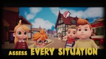 """Destiny Connect : Tick-Tock Travelers - Bande-annonce """"A Guide to Odd Times"""""""