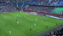 10/08/13 : Vincent Pajot (9') : Rennes - Reims (2-1)
