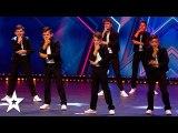 Kids Dance Crew Take On Will Smith on Holland's Got Talent - Got Talent Global