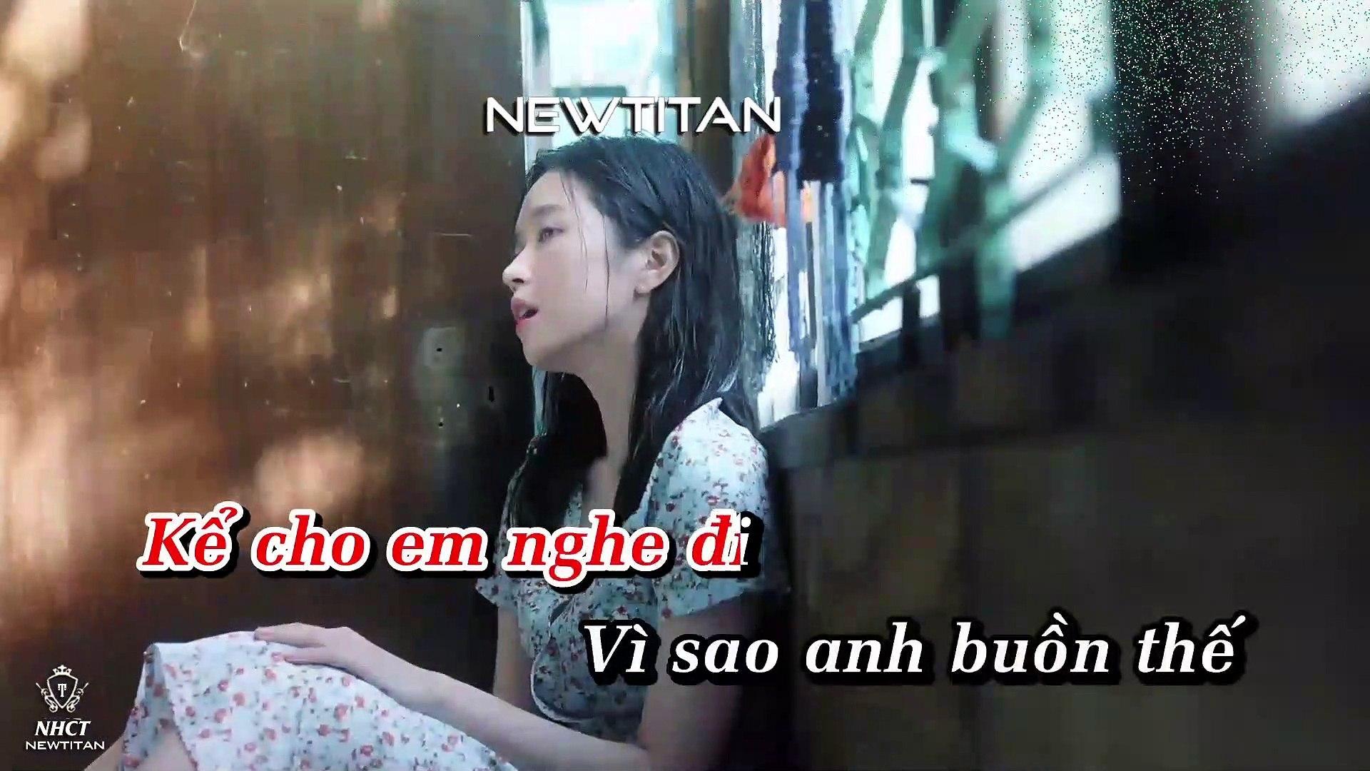 [Karaoke] Không Sao Mà, Em Đây Rồi - Suni Hạ Linh, Lou Hoàng [Beat]