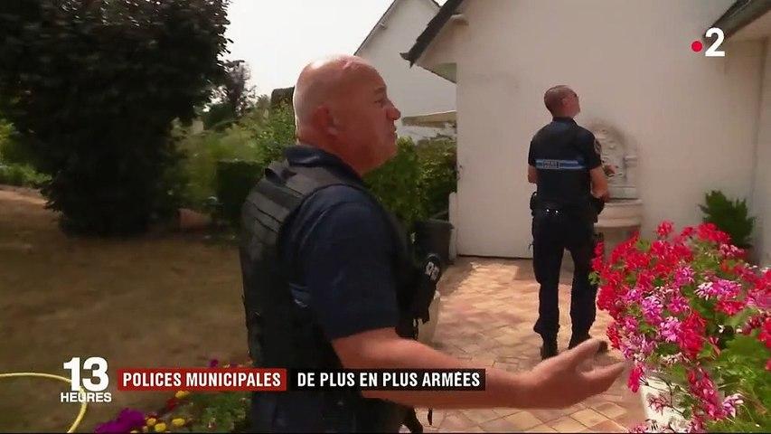 Les polices municipales de plus en plus armées