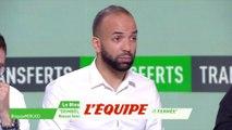 Ghazi «L'OL et Dembélé s'attendent à une offre de Manchester United» - Foot - L'Equipe Mercato