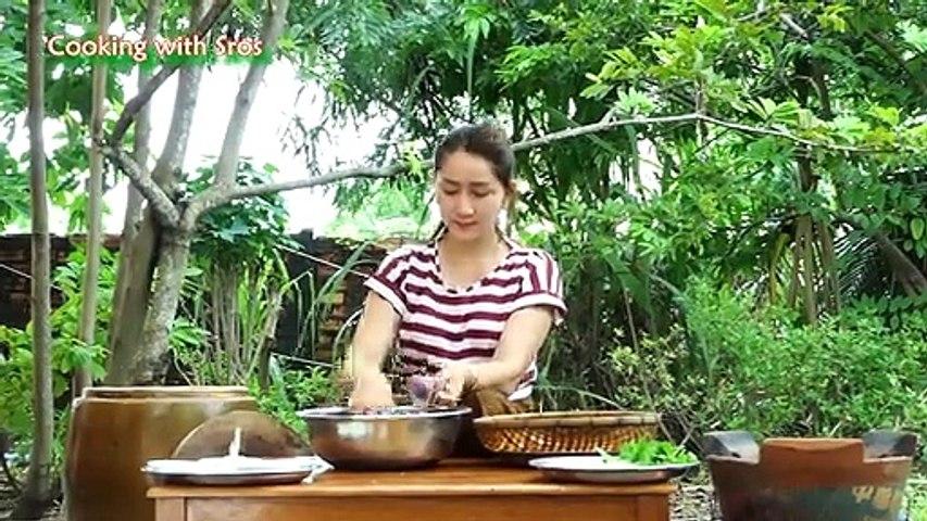 Yummy Gizzard Spicy Stir Fried With Lemongrass Stalk - Gizzard Cooking - Cooking With Cooking | Godialy.com