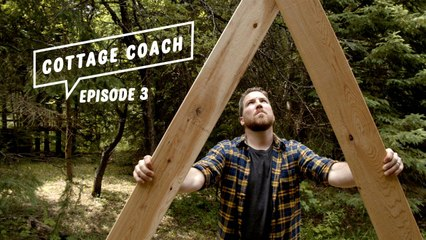 Cottage Coach Episode 3: Building a firebox