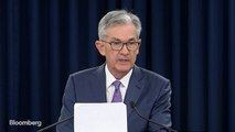 Powell Says 'Somewhat Lower' Rate Path Is Warranted