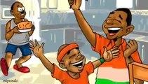Ivoirien peut tuer ! Regardez ce dessin animé humour !