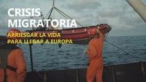Sea-Eye rescata a 40 migrantes en costas de Libia