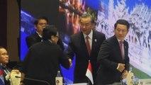 """Pekín pide a """"países externos"""" que no interfieran en el Mar del Sur de China"""