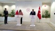 Sağlık Bakanı Fahrettin Koca Bahreyn Sağlık Bakanı ile görüştü