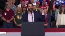 Trump Jr. Defends Mario Lopez Over Transgender Remark: I 'Can't See Anything Wrong'
