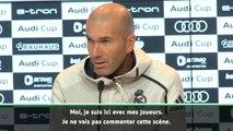 """Real Madrid - Zidane : """"Bale au golf ? Moi, je suis ici avec mes joueurs"""""""