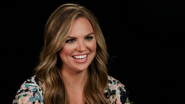Hannah Brown on Pete's Mom, Luke P and being single