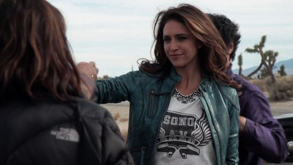Kelleigh Bannen - Famous Behind The Scenes