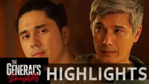 Marcial and Franco fix their misunderstanding | The General's Daughter