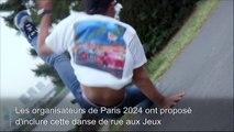 Les danseurs de breakdance japonais prêts pour les JO de Paris 2024