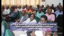 Politique nationale « environnement, eau et assainissement »  Le bilan à mi-parcours jugé satisfaisant